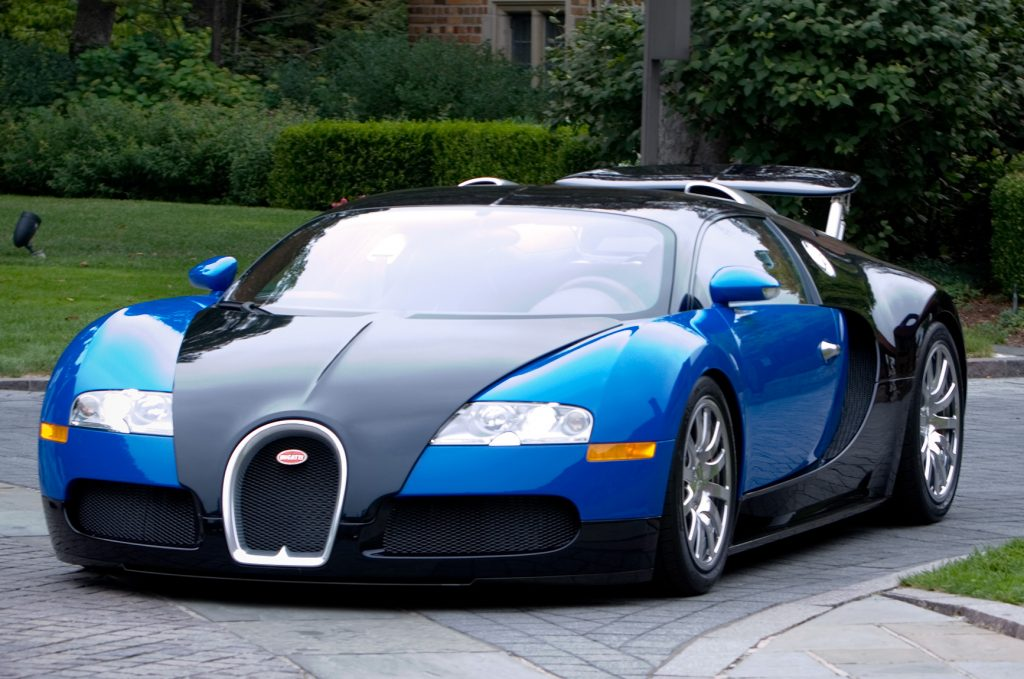 Bugatti Veyron – thelingenfeltercollection