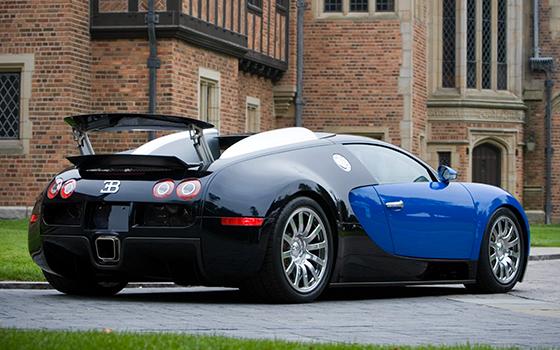 Bugatti Veyron Thelingenfeltercollection